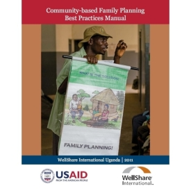 Community-based Family Planning Best Practice Manual – English
