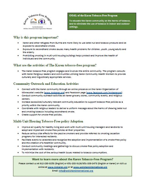 KFT Talking Points - English - Downloadable