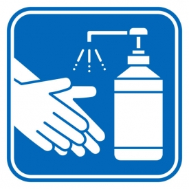 Using Hand Sanitizer - English
