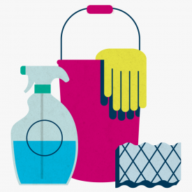 Disinfecting Your Home - English