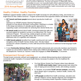 2019 WellShare International Annual Report